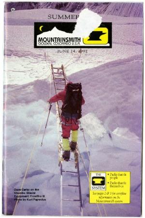 Mountain Smith, Summer 1992