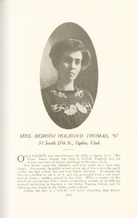 1909 A.C.U. Graduate Yearbook, Page 215