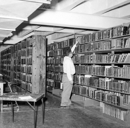 Auxillary Library, 1950s