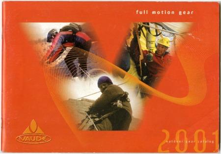 VauDe, 2001