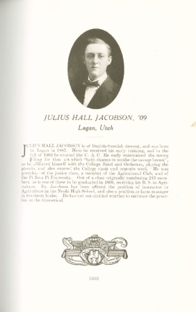 1909 A.C.U. Graduate Yearbook, Page 113