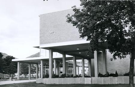 Merrill Library, 1967