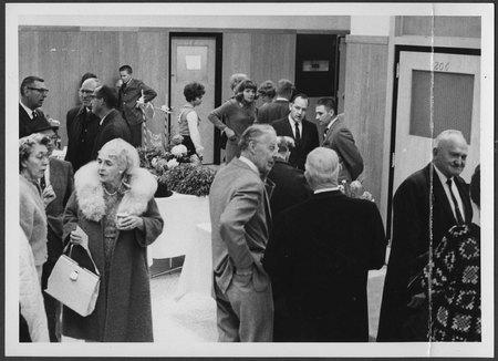 1965 homecoming alumni banquet