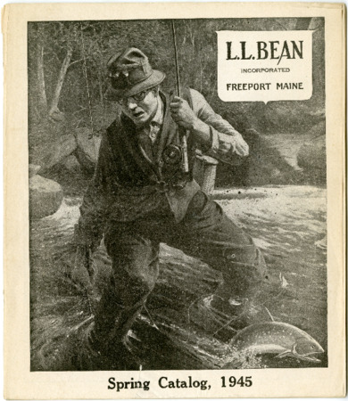 L.L. Bean, Spring 1945