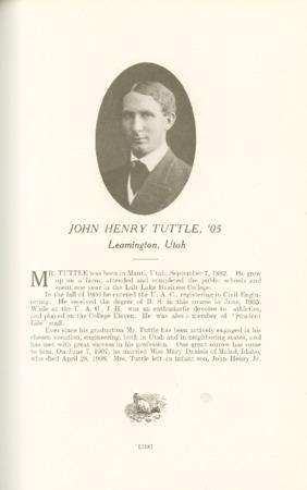 1909 A.C.U. Graduate Yearbook, Page 219