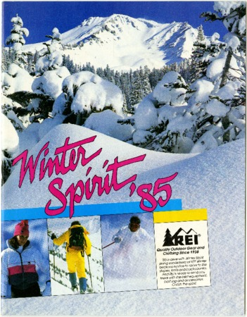 Recreational Equipment, Inc., Winter 1985