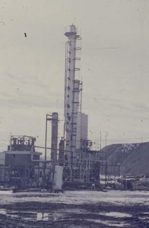 Uinta Oil Plant;