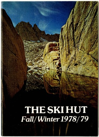 Ski Hut, Fall/Winter 1978-1979