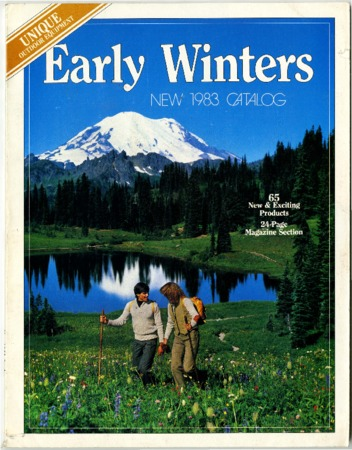 Early Winters, New 1983 Catalog
