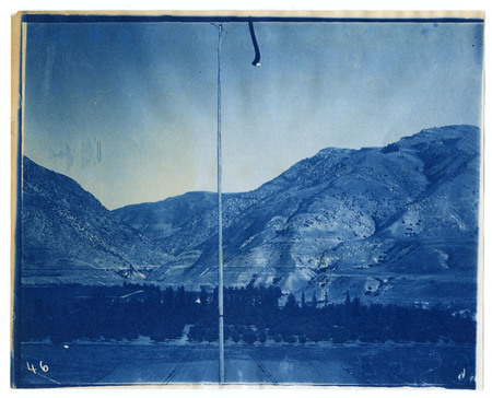1896-1916 Agricultural College of Utah Cyanotype 24