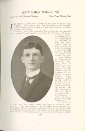 1909 A.C.U. Graduate Yearbook, Page 27