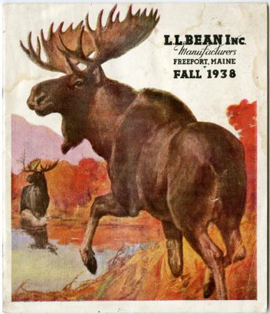 L.L. Bean, Fall 1938