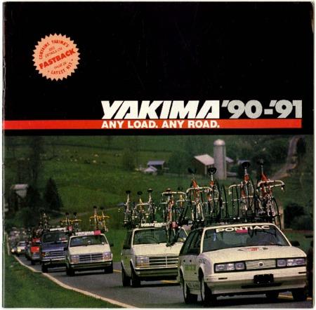 Yakima, 1990-1991
