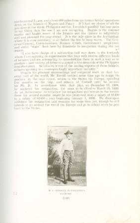 1909 A.C.U. Graduate Yearbook, Page 159
