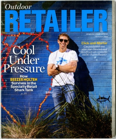Outdoor Retailer, Cool Under Pressure, 2016