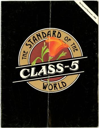 Class-5, 1982