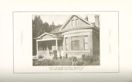 1909 A.C.U. Graduate Yearbook, Page 154
