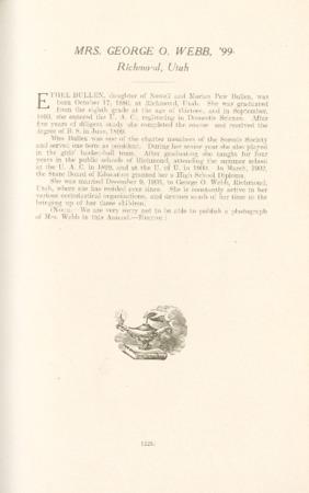 1909 A.C.U. Graduate Yearbook, Page 225