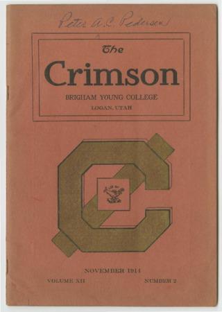 The Crimson, November 1914