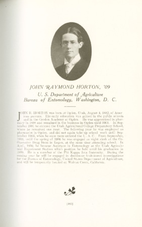 1909 A.C.U. Graduate Yearbook, Page 103
