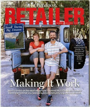 Outdoor Retailer, Making It Work, 2017