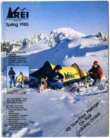 Recreational Equipment, Inc., Spring 1983