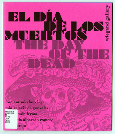 El Dia de Los Muertos/The Day of the Dead