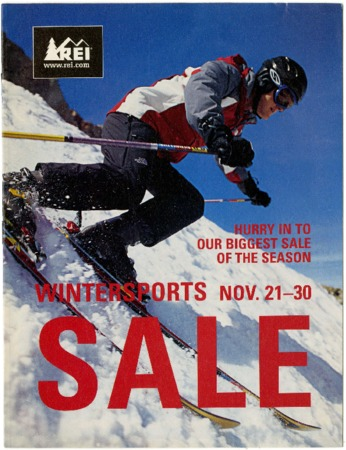 Recreational Equipment, Inc., Wintersports Sale, 2003