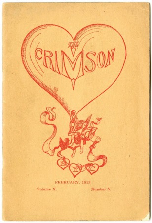 The Crimson, February 1913