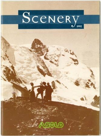 Asolo Scenery, Mountain, 1992