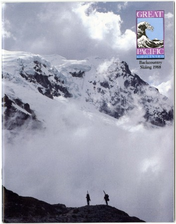 Great Pacific Iron Works, Backcountry Skiing, 1988