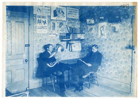 1896-1916 Agricultural College of Utah Cyanotype 11
