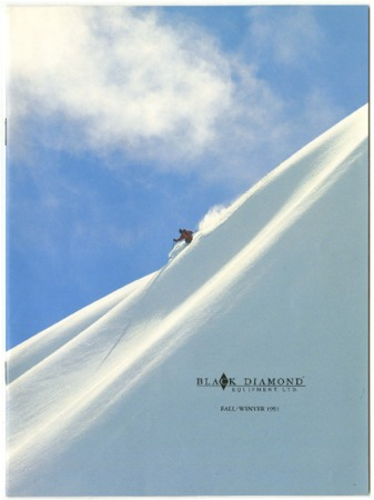Black Diamond, Fall/Winter 1991