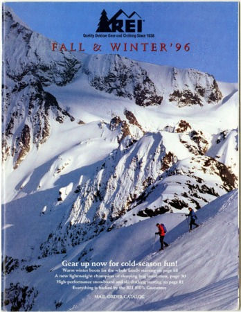 Recreational Equipment, Inc., Fall/Winter 1996