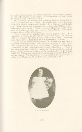 1909 A.C.U. Graduate Yearbook, Page 231