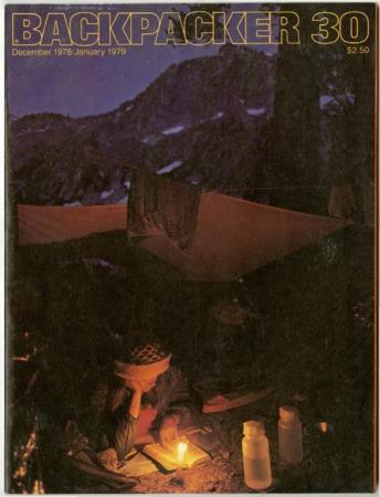 Backpacker 30, 1978