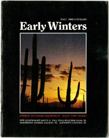 Early Winters, Fall 1980 Catalog