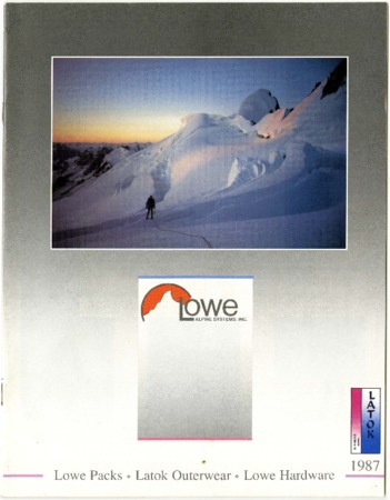 Lowe Alpine Systems, 1987
