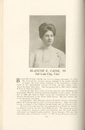 1909 A.C.U. Graduate Yearbook, Page 46