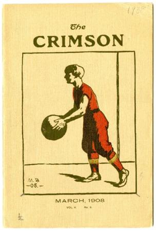 The Crimson, March 1908