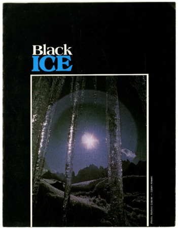 Black Ice, undated