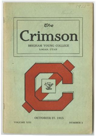 The Crimson, October 1915