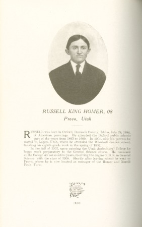 1909 A.C.U. Graduate Yearbook, Page 100