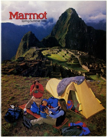 Marmot Mountain Works, Spring/Summer 1986