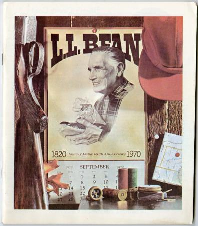 L.L. Bean, Fall 1970