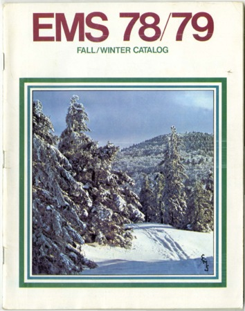 Eastern Mountain Sports, Inc. Fall/Winter 1978-1979