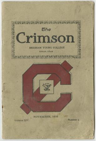 The Crimson, November 1916