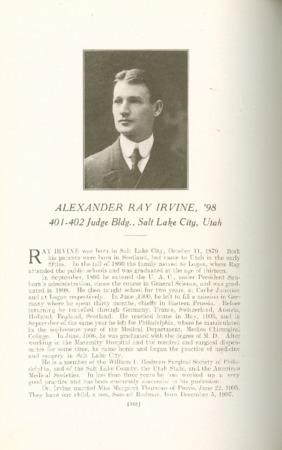 1909 A.C.U. Graduate Yearbook, Page 108