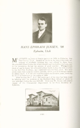 1909 A.C.U. Graduate Yearbook, Page 122