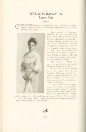 1909 A.C.U. Graduate Yearbook, Page 26